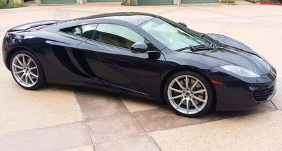 2012 McLaren MP4-12C Coupe - Click to see full-size photo viewer