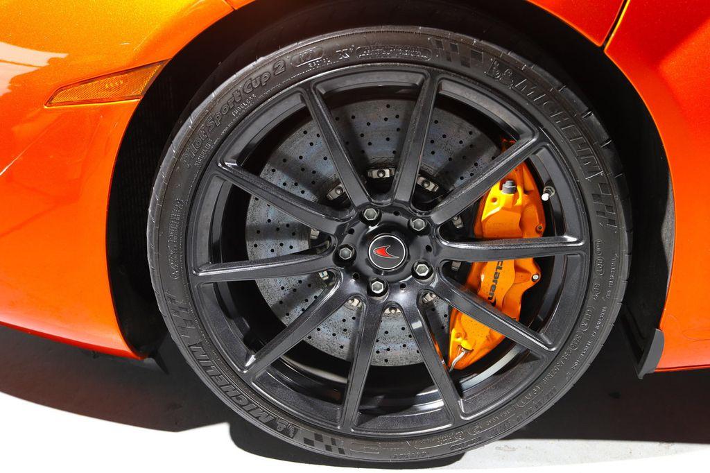 2012 McLaren MP4-12C **RARE VOLCANO ORANGE** - 18086818 - 21