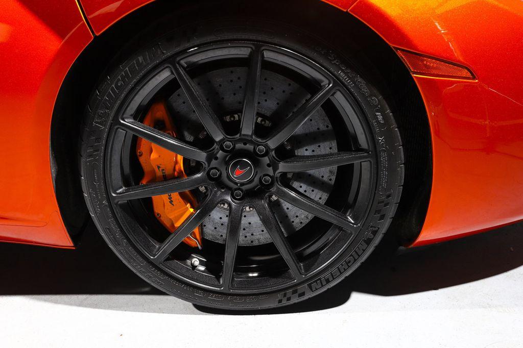 2012 McLaren MP4-12C **RARE VOLCANO ORANGE** - 18086818 - 22