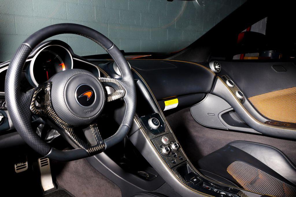 2012 McLaren MP4-12C **RARE VOLCANO ORANGE** - 18086818 - 40