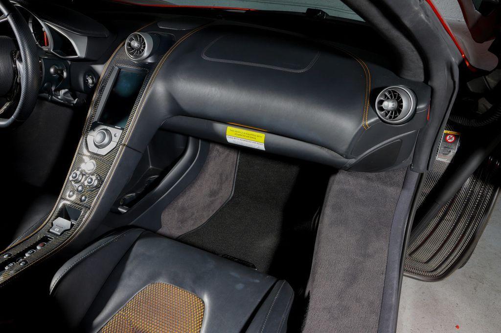 2012 McLaren MP4-12C **RARE VOLCANO ORANGE** - 18086818 - 52