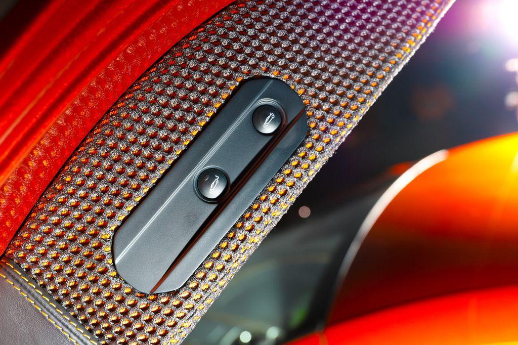 2012 McLaren MP4-12C **RARE VOLCANO ORANGE** - 18086818 - 56