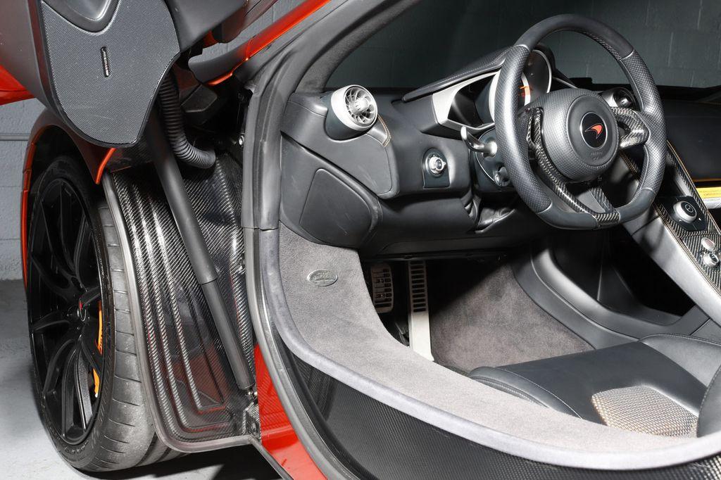 2012 McLaren MP4-12C **RARE VOLCANO ORANGE** - 18086818 - 63
