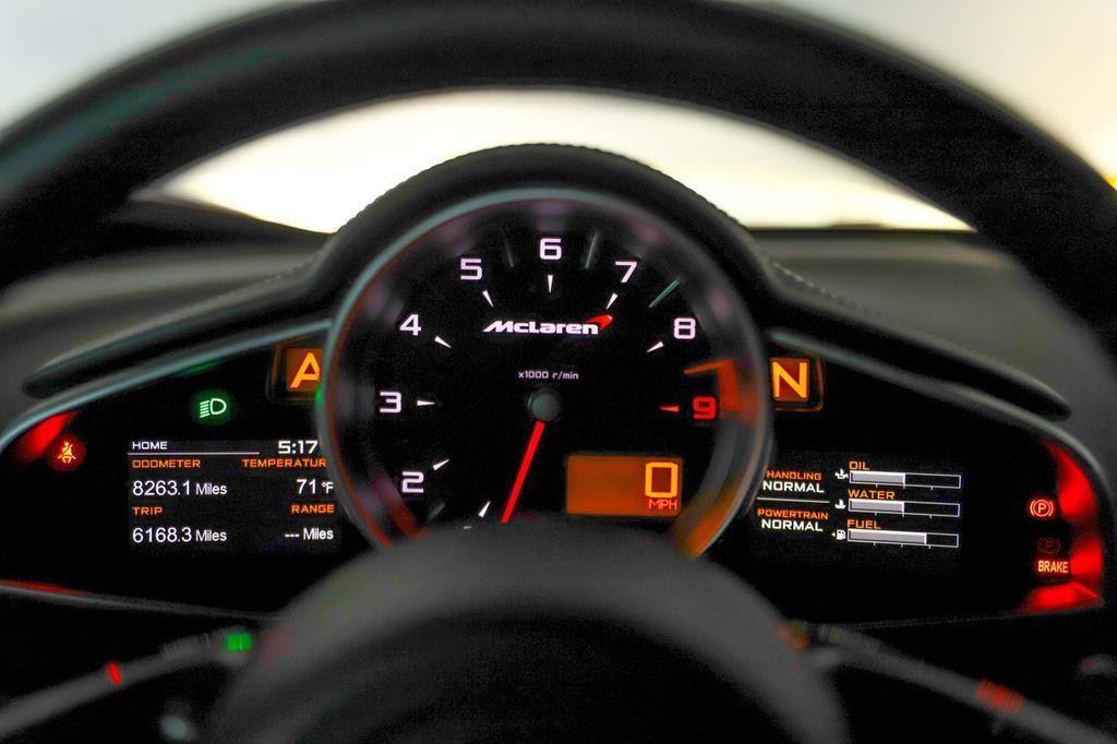 2012 McLaren MP4-12C **RARE VOLCANO ORANGE** - 18086818 - 70