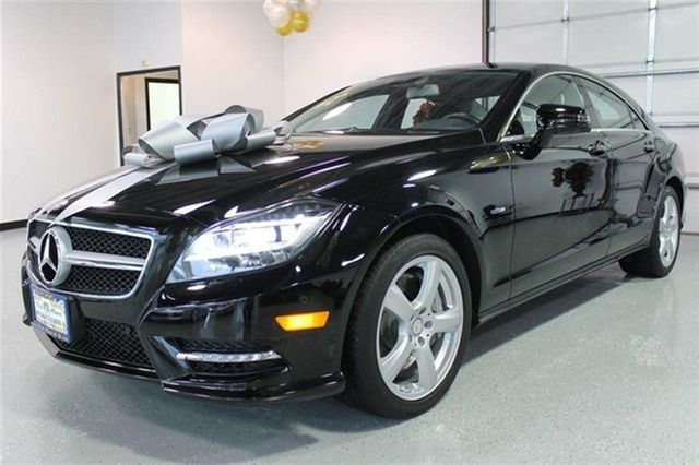 2012 Mercedes-Benz CLS 4dr Coupe CLS550 RWD