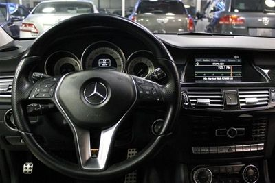 2012 Mercedes-Benz CLS 4dr Coupe CLS550 RWD - Click to see full-size photo viewer