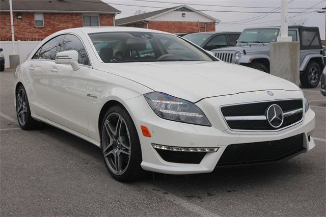 2012 Mercedes Benz CLS 4dr Coupe CLS63 AMG RWD   16070121   1