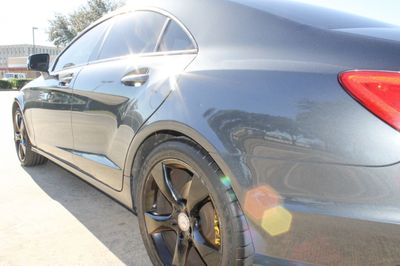 2012 Mercedes-Benz CLS 4dr Sedan CLS 550 RWD - Click to see full-size photo viewer
