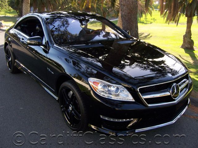 2012 used mercedes benz 2dr cpe cl65 amg rwd at cardiff for Mercedes benz san diego county