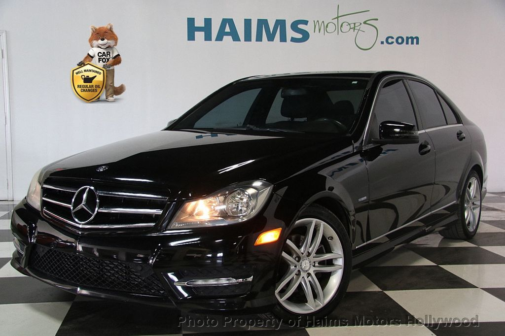 2012 Mercedes-Benz C-Class  - 17275018 - 0