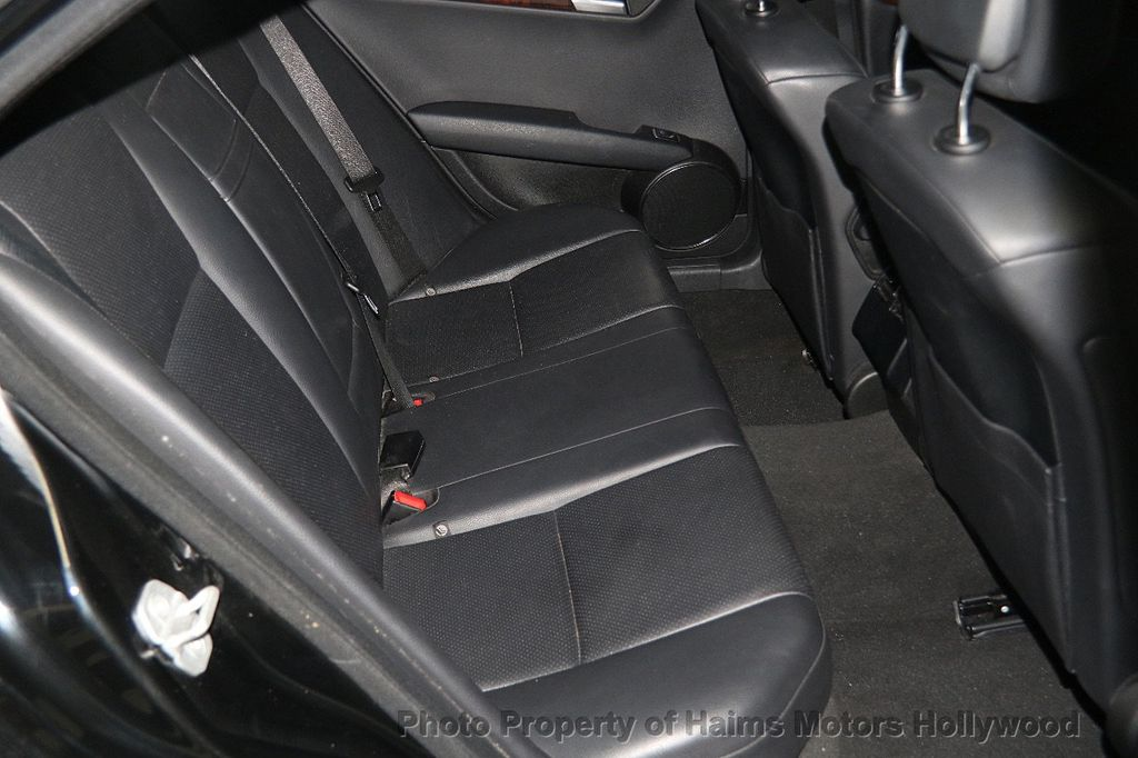 2012 Mercedes-Benz C-Class  - 17275018 - 15