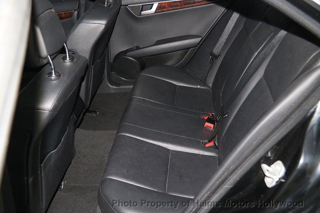 2012 Mercedes-Benz C-Class  - 17275018 - 16