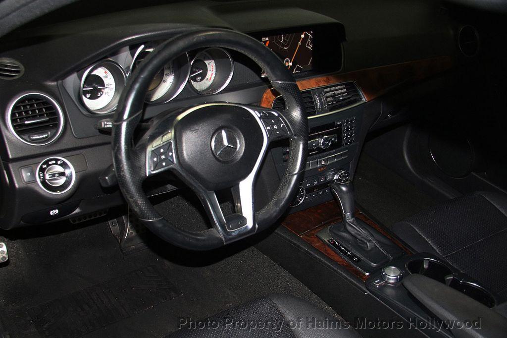 2012 Mercedes-Benz C-Class  - 17275018 - 18