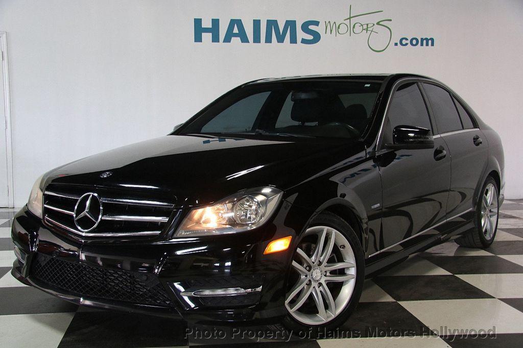 2012 Mercedes-Benz C-Class  - 17275018 - 1