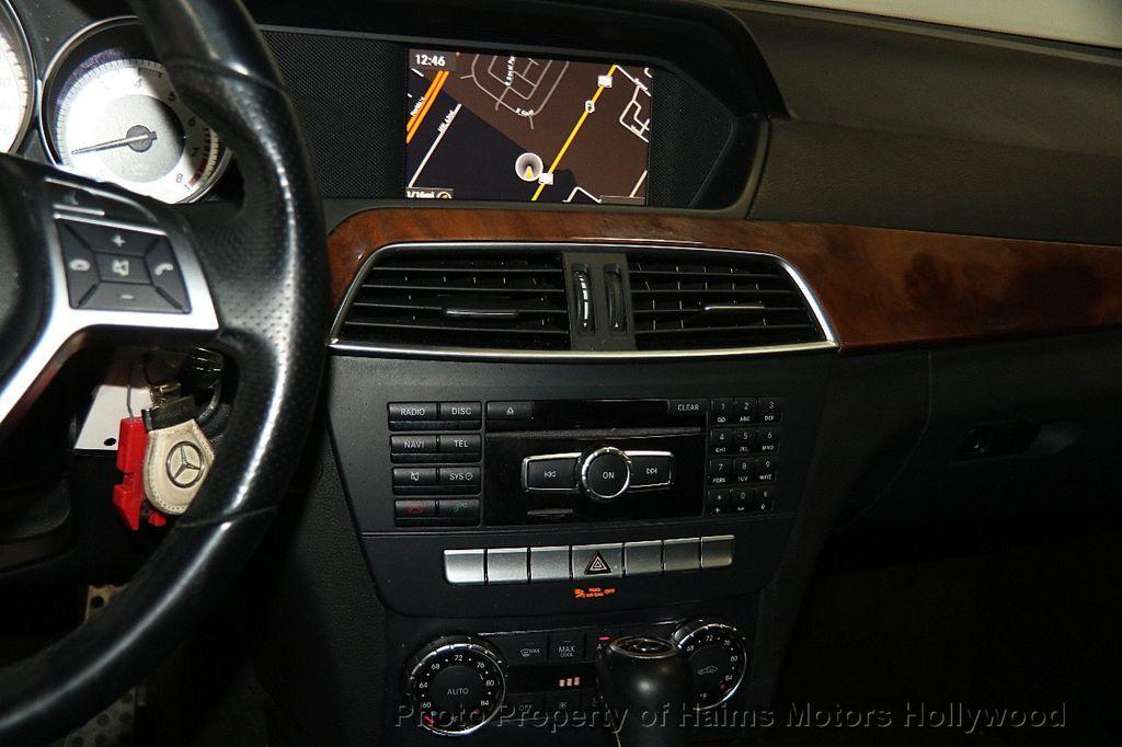 2012 Mercedes-Benz C-Class  - 17275018 - 20