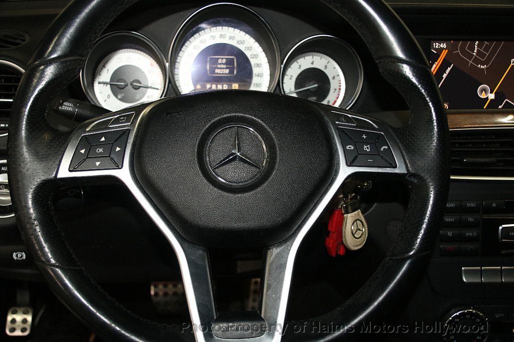 2012 Mercedes-Benz C-Class  - 17275018 - 26