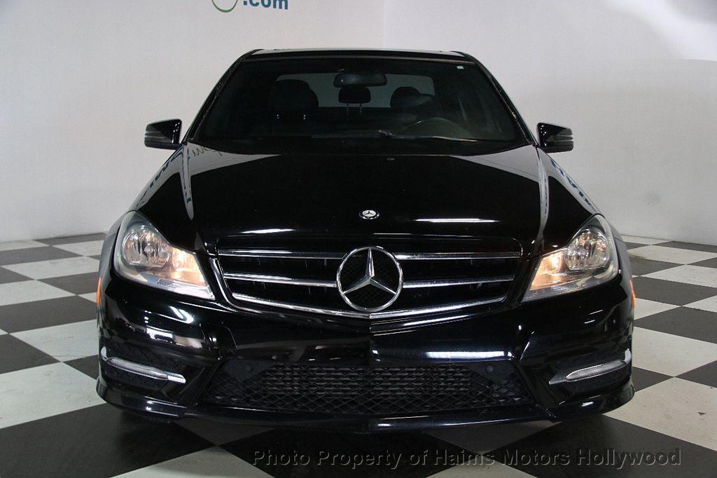 2012 Mercedes-Benz C-Class  - 17275018 - 2