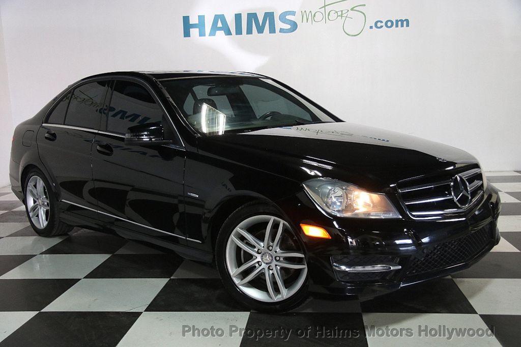 2012 Mercedes-Benz C-Class  - 17275018 - 3
