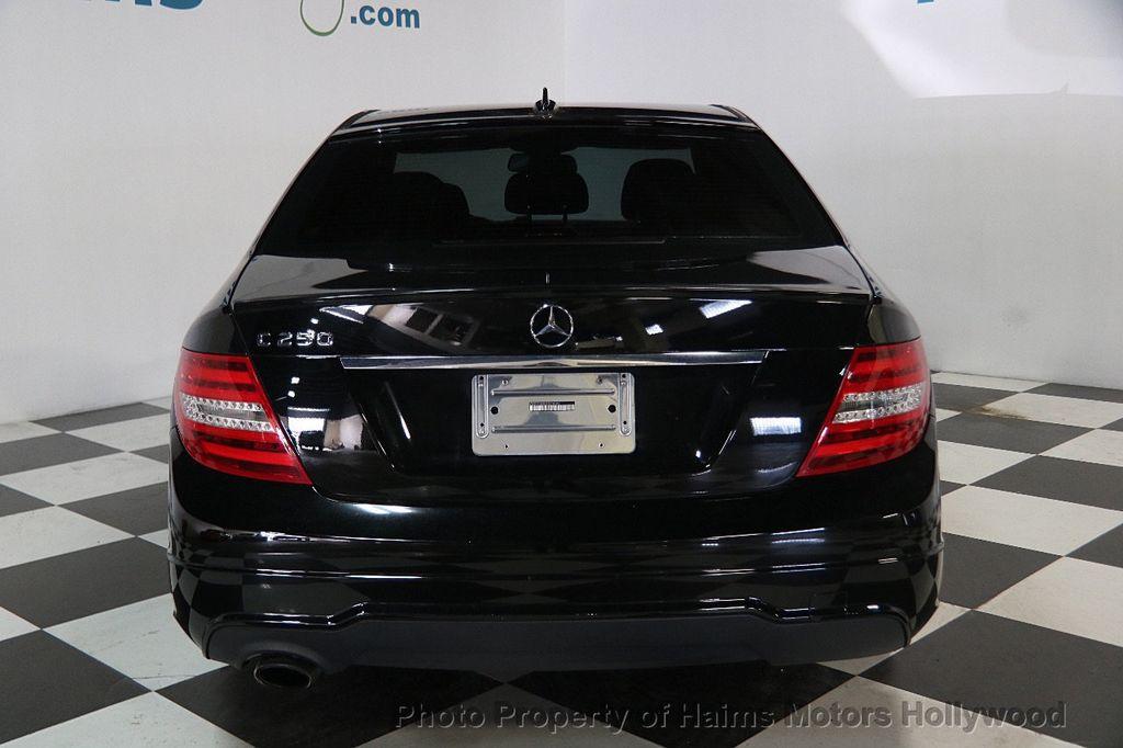 2012 Mercedes-Benz C-Class  - 17275018 - 5