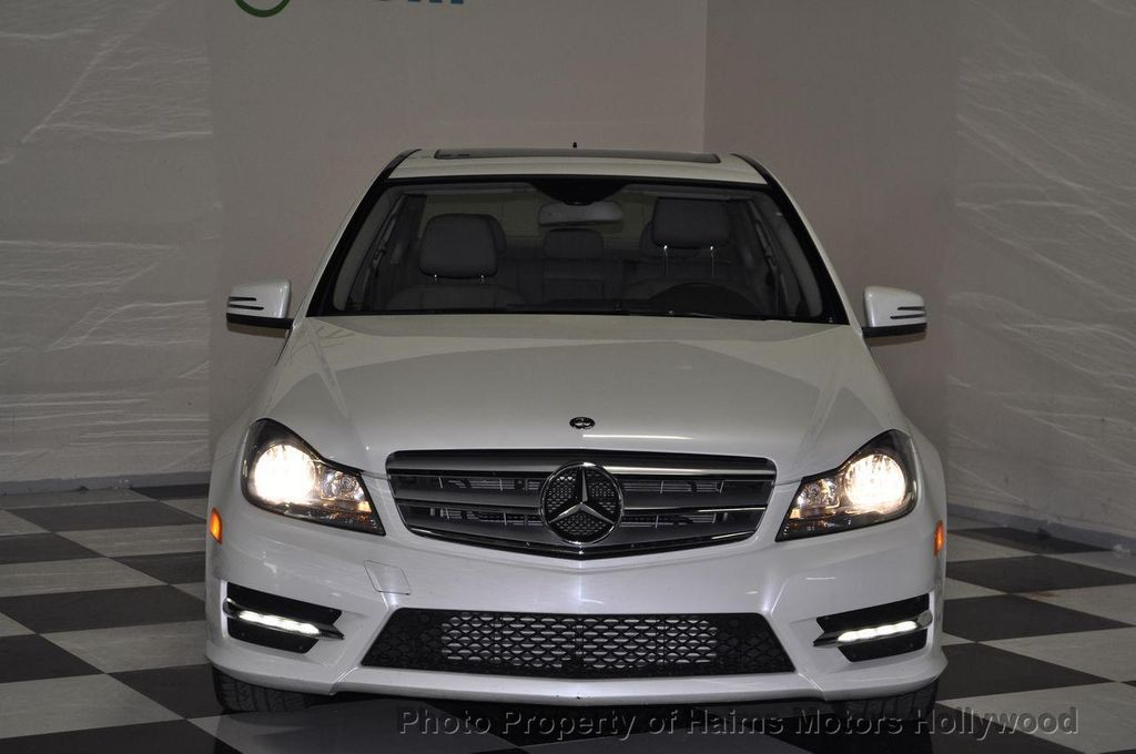 2012 used mercedes benz c class 4dr sdn c250 sport rwd at for 2012 mercedes benz c class c250 sport
