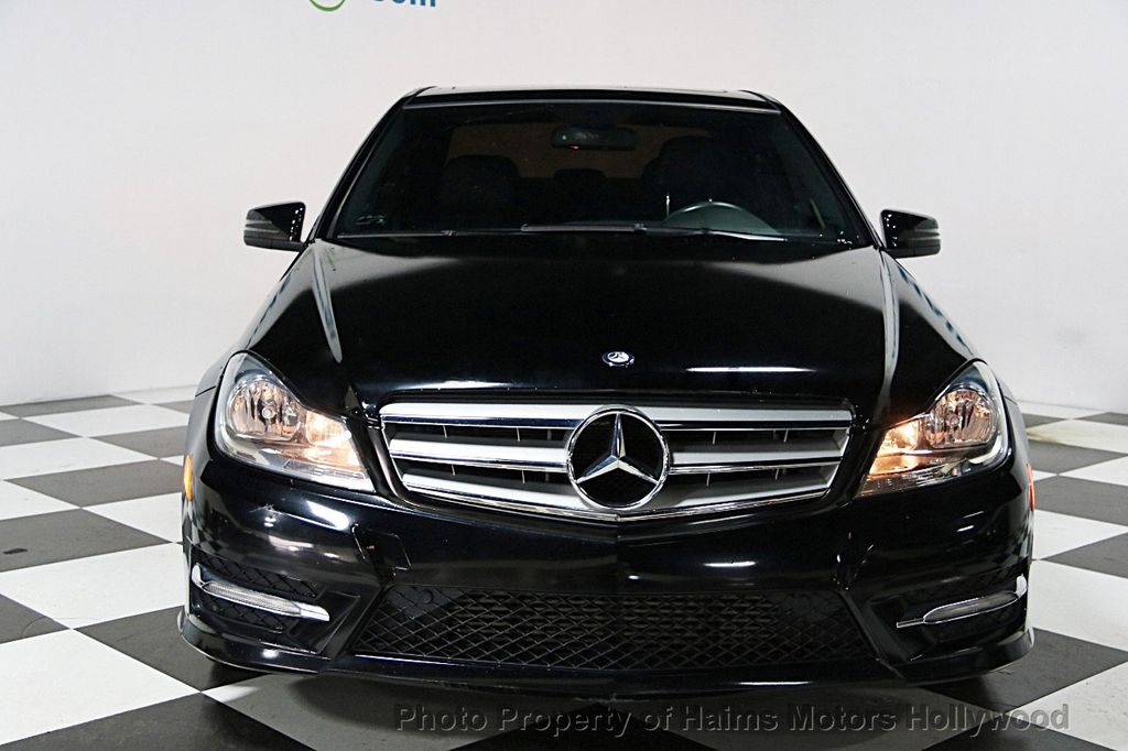 2012 used mercedes benz c class 4dr sedan c250 sport rwd at haims motors serving fort lauderdale. Black Bedroom Furniture Sets. Home Design Ideas