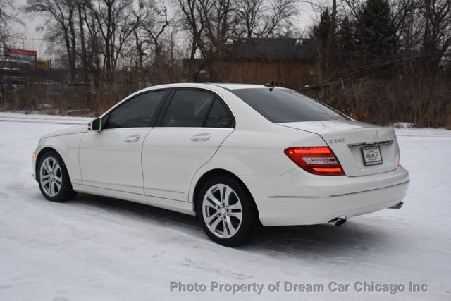 2012 Used Mercedes Benz C Class 4dr Sedan C 300 Luxury 4matic At Dream Car Chicago Inc Serving Villa Park Il Iid 18986572