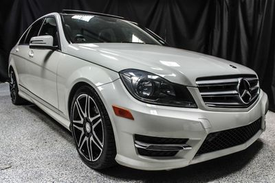 2012 Mercedes Benz C Class 4dr Sedan 300 Sport 4MATIC