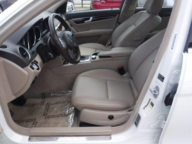 2012 Used Mercedes-Benz C-Class C 250 4dr Sedan C250 Luxury