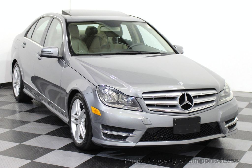 2012 used mercedes benz c class certified c300 4matic sport package awd sedan at eimports4less. Black Bedroom Furniture Sets. Home Design Ideas