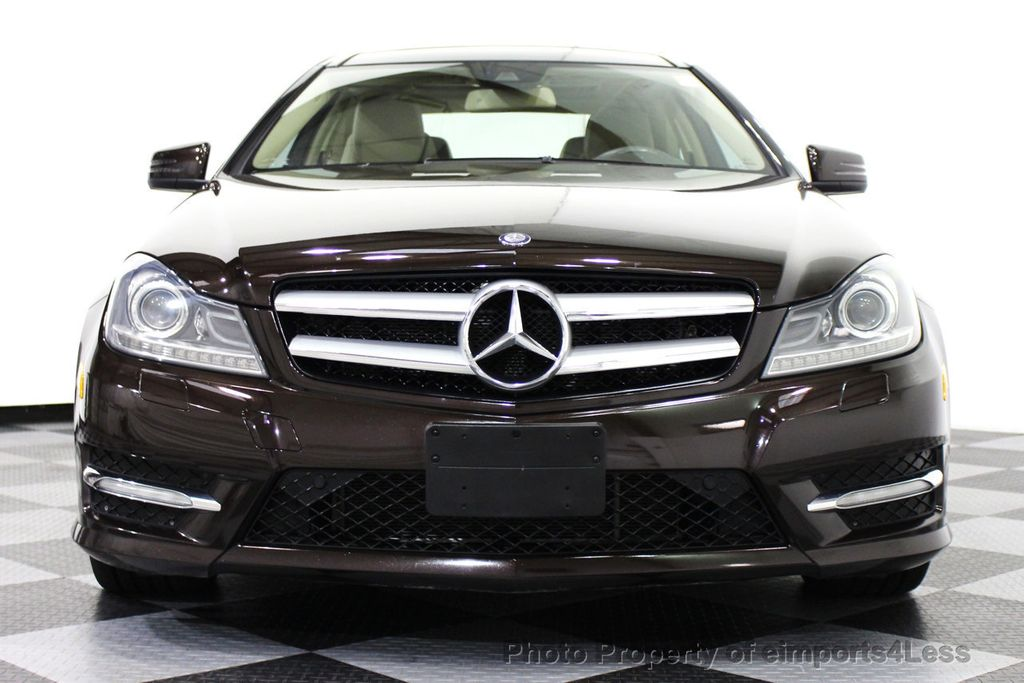 2012 used mercedes benz certified c350 4matic amg coupe camera xenon navigation at eimports4less. Black Bedroom Furniture Sets. Home Design Ideas