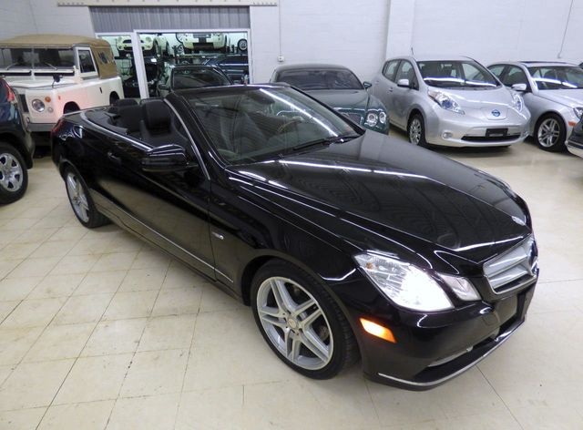 2012 used mercedes benz e class 2dr cabriolet e350 rwd at for Mercedes benz e350 convertible 2012 price