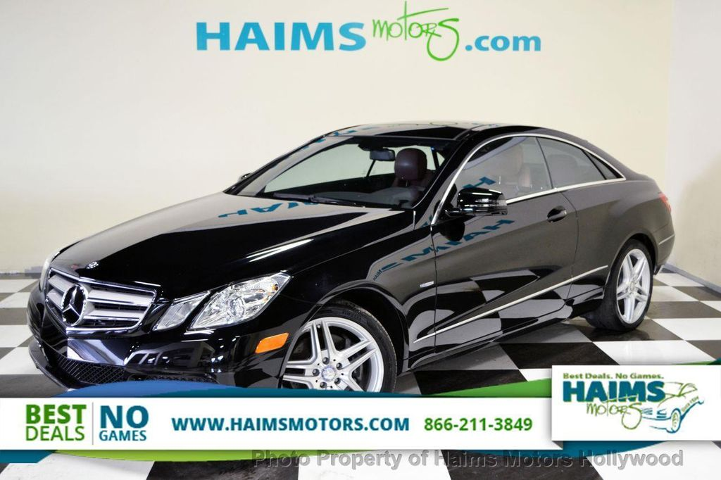 2012 used mercedes benz e class 2dr coupe e350 rwd at for Mercedes benz e350 2012