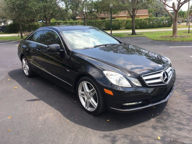 2012 Mercedes-Benz E-Class 2dr Coupe E 350 RWD - Click to see full-size photo viewer