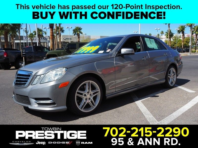2012 Mercedes-Benz E-Class 4dr Sedan E 350 Sport 4MATIC - 17677116 - 0