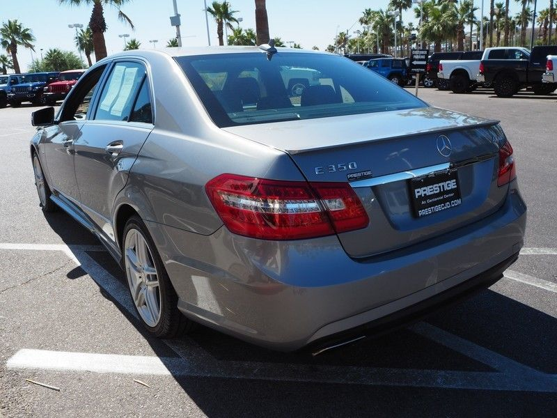 2012 Mercedes-Benz E-Class 4dr Sedan E 350 Sport 4MATIC - 17677116 - 10