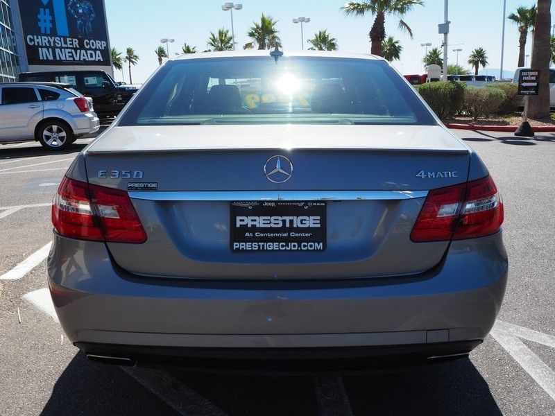 2012 Mercedes-Benz E-Class 4dr Sedan E 350 Sport 4MATIC - 17677116 - 11