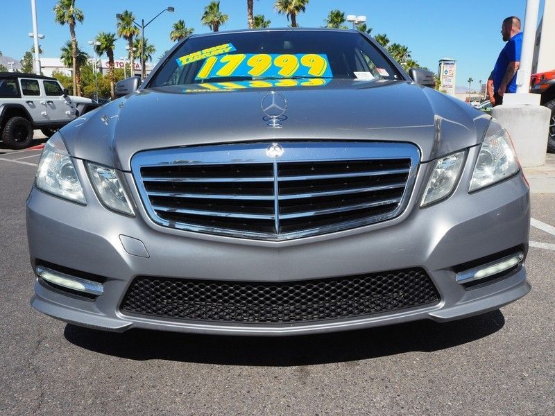 2012 Mercedes-Benz E-Class 4dr Sedan E 350 Sport 4MATIC - 17677116 - 1