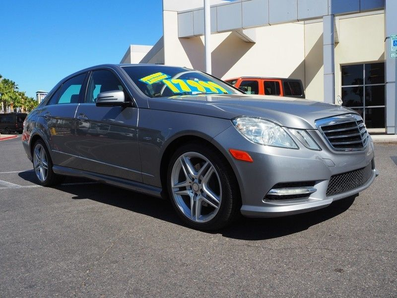 2012 Mercedes-Benz E-Class 4dr Sedan E 350 Sport 4MATIC - 17677116 - 2