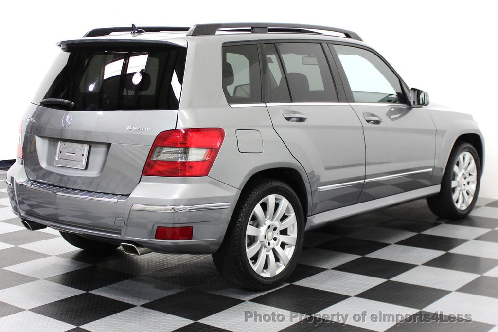 2012 Used Mercedes Benz Glk Certified Glk350 4matic Awd Suv Camera Navigation At Eimports4less