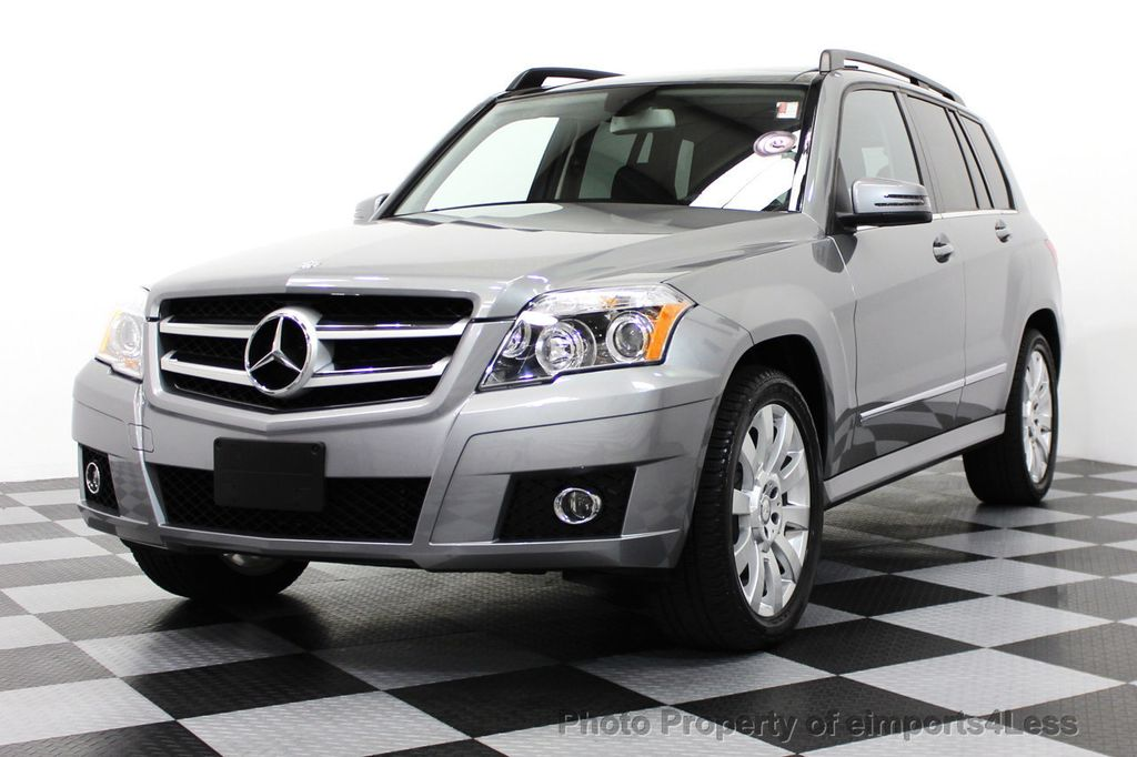 2012 Used Mercedes Benz Glk Certified Glk350 4matic Awd