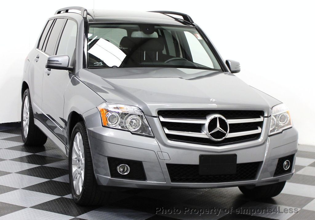 2012 used mercedes benz glk certified glk350 4matic awd for Mercedes benz jeep used