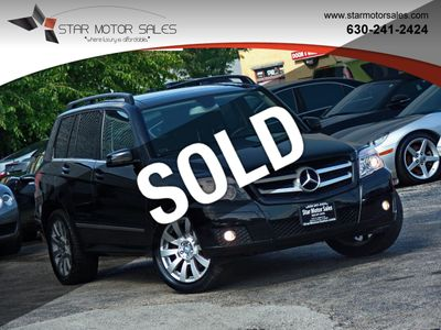 2012 Mercedes-Benz GLK GLK350 4MATIC SUV