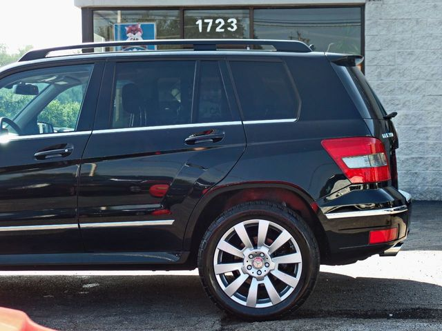 2012 Mercedes-Benz GLK GLK350 4MATIC - Click to see full-size photo viewer