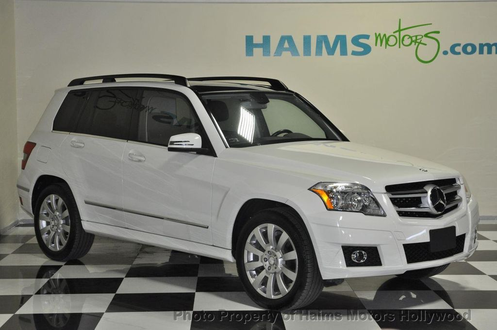2012 Used Mercedes-Benz GLK-Class at Haims Motors Serving Fort ...