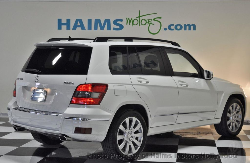 2012 Used Mercedes Benz Glk Class At Haims Motors Serving Fort