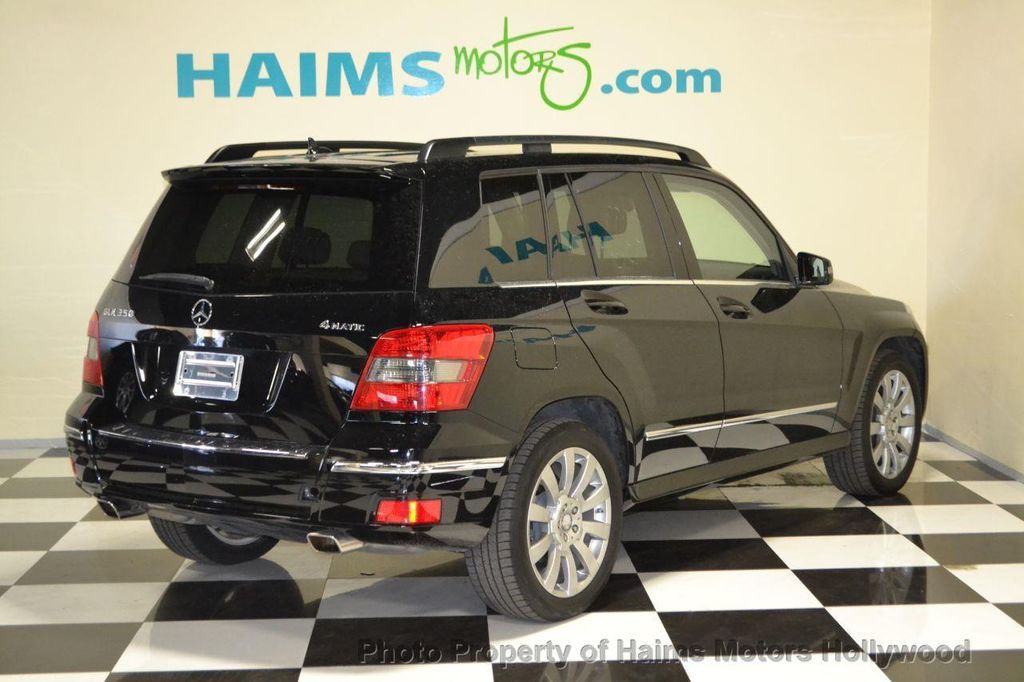 2012 Used Mercedes Benz Glk Class 4matic 4dr Glk350 At Haims Motors