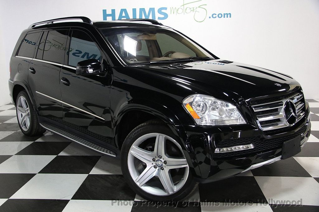 2012 Used Mercedes-Benz GL-Class 4MATIC 4dr GL 550 at ...