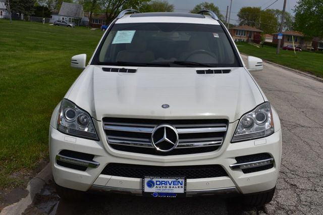 2012 Used Mercedes-Benz GL-Class GL350 BlueTEC at Driven Auto Sales Serving  Burbank, IL, IID 18907715
