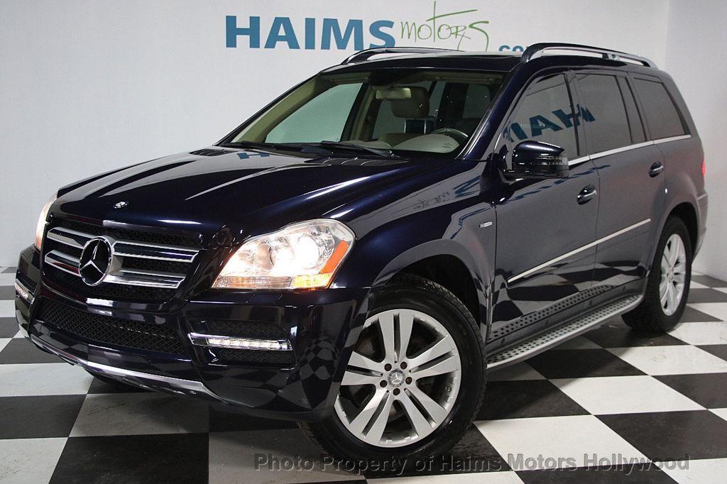 2012 Used Mercedes Benz Gl Class Gl350 Bluetec At Haims Motors Ft