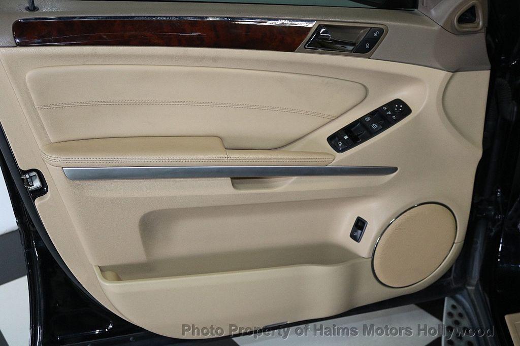 2012 Mercedes-Benz GL-Class GL450 4MATIC - 17514497 - 12